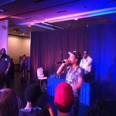 Photo taken at Illini Union by DJ A. on 10/12/2012