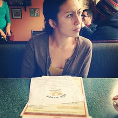 Photo taken at Egg River Cafe by Justin K. on 10/14/2012