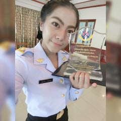 Photo taken at โรงเรียนชุมพลทหารเรือ (Naval Rating School) by Nattarika T. on 3/29/2015