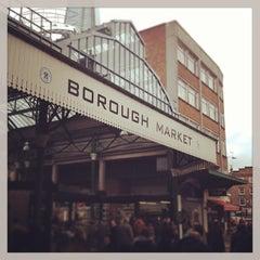 Photo taken at Borough Market by Soohan H. on 3/1/2013
