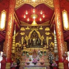 Photo taken at วัดพระแก้ว (Wat Phra Kaeo) by Andy B. on 10/16/2012