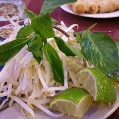 Photo taken at Phở Vietnam by Taryn T. on 11/23/2014