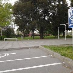 Photo taken at Universidad del Bío-Bío, Campus Fernando May by Guillermo J. on 10/11/2012