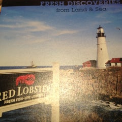 Photo taken at Red Lobster by Brian O. on 9/17/2013