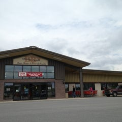Photo taken at BB's Grocery Outlet by Brian O. on 6/8/2013