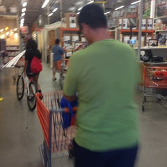 Photo taken at The Home Depot by Jimmy M. on 7/19/2014