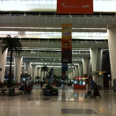 Photo taken at Indira Gandhi International Airport (DEL) by djcroft™ ®. on 10/2/2012