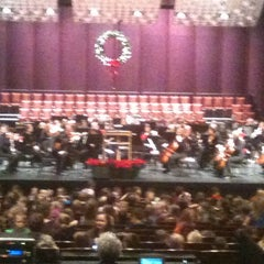 Photo taken at Southern Kentucky Performing Arts Center (SKyPAC) by Melinda K. on 11/26/2012