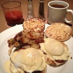Photo taken at Braddock's American Brasserie by Danny R. on 4/19/2013