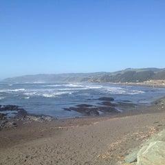Photo taken at Caleta Duao by Eduardo C. on 11/3/2012