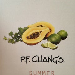 Photo taken at P.F. Chang's by DanielleJMe on 9/15/2013