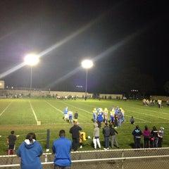 Photo taken at A. A. Garthwaite Stadium by Joyce M. on 10/25/2014