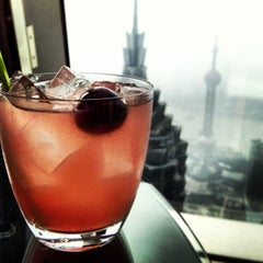 Photo taken at Park Hyatt Shanghai by Chris S. on 6/16/2013