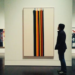 Photo taken at The Blanton Museum of Art by Jin C. on 1/17/2014
