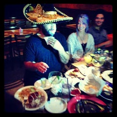Photo taken at Garcia's Mexican Restaurant by Andrew M. on 10/11/2012