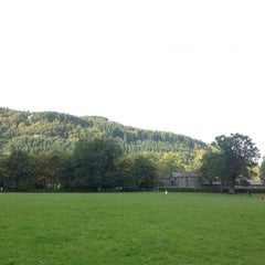 Photo taken at Royal Oak Betws y Coed by Alexandra P. on 10/12/2012
