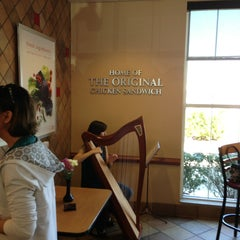 Photo taken at Chick-fil-A by Christopher S. on 3/30/2013