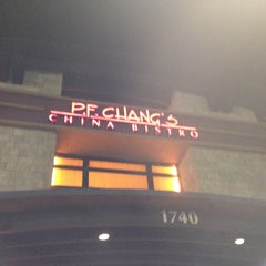 Photo taken at P.F. Chang's by Alvaro R. on 5/5/2013