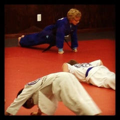 Photo taken at U.S. Tae Kwon Do College by Kristina S. on 11/20/2012