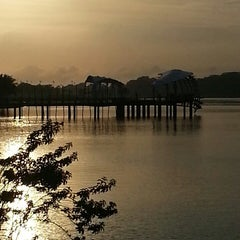 Photo taken at Lower Seletar Reservoir by Muhammad S. on 3/1/2013
