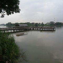 Photo taken at Lower Seletar Reservoir by Muhammad S. on 3/4/2013
