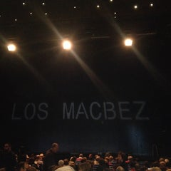 Photo taken at Teatro Cuyás by Capitán H. on 12/14/2014