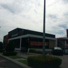 Photo taken at McDonald's & McCafé by Mohd Sabri J. on 3/3/2013