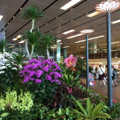 Photo taken at Gate D42 by Ainsley G. on 7/2/2015