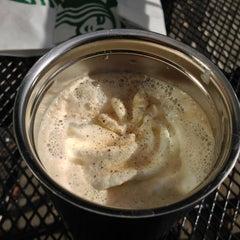 Photo taken at Starbucks by N B. on 1/6/2013