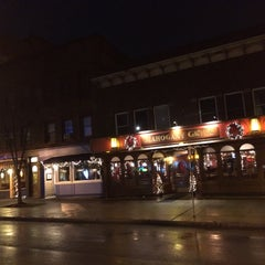 Photo taken at Downtown Ithaca by Mark on 12/24/2015