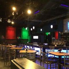 Photo taken at Blue Tapas Bar & Cocktail Lounge by Filip R. on 12/25/2012
