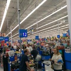 Photo taken at Walmart Supercenter by Dave W. on 4/20/2014