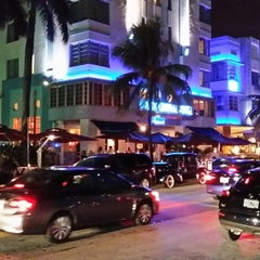 Photo taken at South Beach by Igor on 10/27/2013