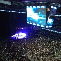 Photo taken at Arena Ciudad de México by Horacio P. on 2/26/2013