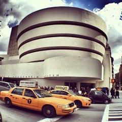 Photo taken at Solomon R. Guggenheim Museum by Simon C. on 3/27/2013
