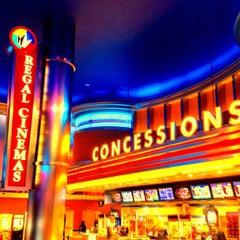 Photo taken at Regal Cinemas E-Walk 13 & RPX by Jeffrey P. on 5/31/2013