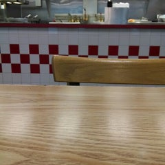Photo taken at Five Guys by Jeffrey R. on 4/8/2014