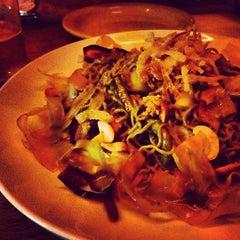 Photo taken at Momo Sushi Shack by Michael H. on 5/16/2013