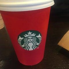 Photo taken at Starbucks by 🌺Sabrina H. on 11/1/2015