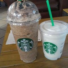 Photo taken at Starbucks University Center by Veronica O. on 5/4/2013