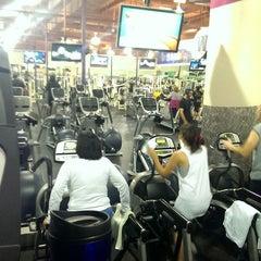 Photo taken at 24 Hour Fitness by Shelene V. on 11/7/2014