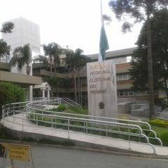 Photo taken at Tribunal Regional Eleitoral do Paraná by Juan José R. on 1/31/2013