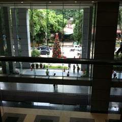 Photo taken at AmBank HQ @ Menara AmBank by Kelly . on 12/10/2012