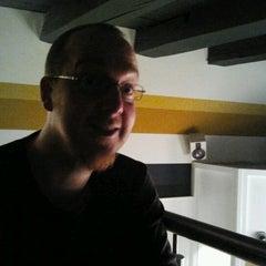 Photo taken at Deventer Schouwburg by Corine V. on 12/16/2012