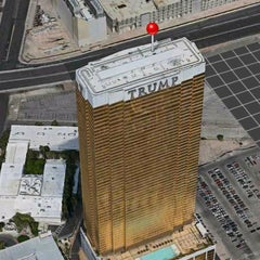 Photo taken at Trump International Hotel Las Vegas by Patrick H. on 3/1/2013