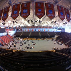 Photo taken at Stroh Center by Tim H. on 6/23/2013