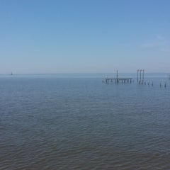 Photo taken at Fairhope, AL by Bylli D. on 7/7/2014