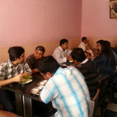 Photo taken at Mahalaxmi Refreshments by Prashant P. on 11/10/2012