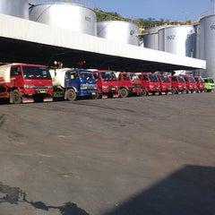 Photo taken at PT.Wilmar Nabati Indonesia by Widyastuti . on 4/24/2014