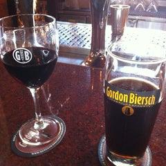 Photo taken at Gordon Biersch Brewery Restaurant by Richard F. on 12/15/2012